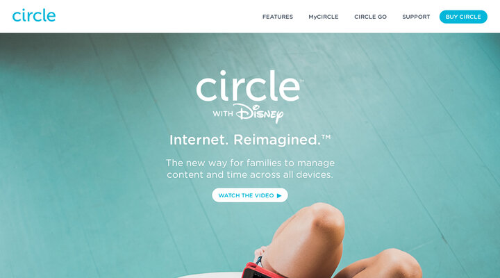 Meet Circle | Internet. Reimagined.™ | Parental Controls & Filtering. | Circle with Disney