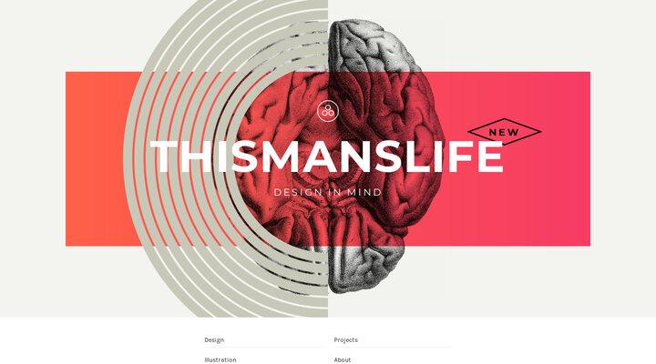 Thismanslife: UX Design, Illustration, Photography - Portfolio of James Mellers, UX Designer from Edinburgh, UK
