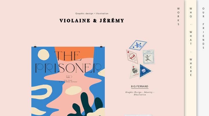 Violaine & Jérémy