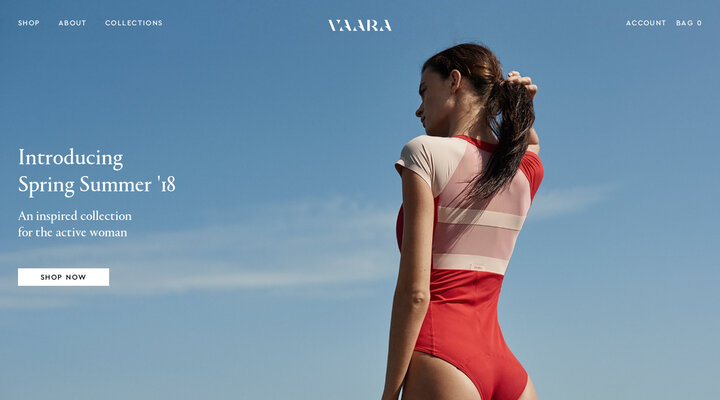 Vaara | A Refined Wardrobe for the Active Woman