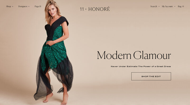 11HONORÉ - Size inclusive runway fashions and editorials – 11 HONORÉ INC.