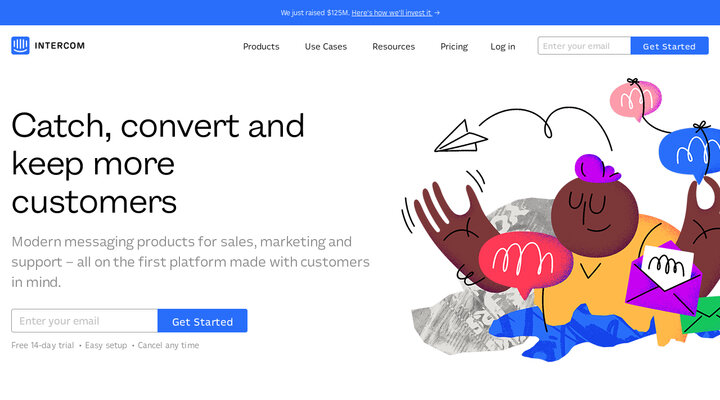 Customer Messaging Platform | Intercom