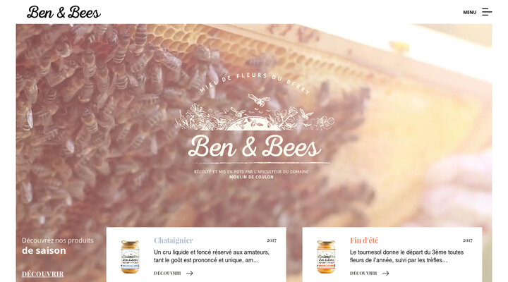 Ben & bees