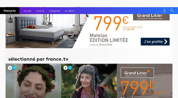 France.tv - Pluzz et Replay TV des chaînes France Télévisions