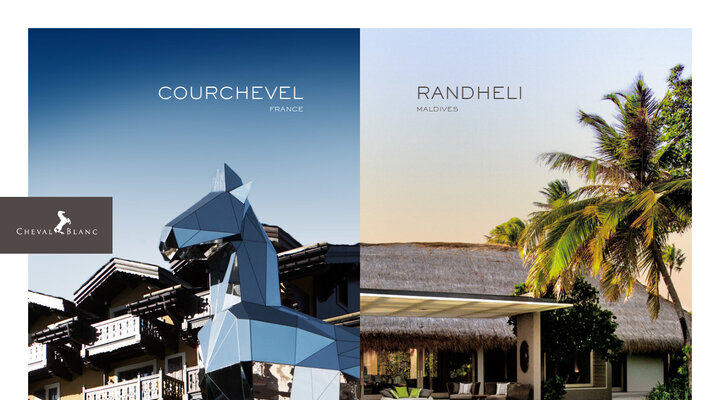 Cheval Blanc │ Site Officiel - Découvrez nos Maisons Cheval Blanc Courchevel et Cheval Blanc Randheli