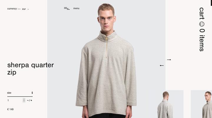 sherpa quarter zip – yelvy™