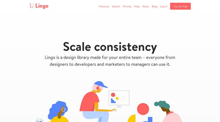 Lingo: A design library for everyone