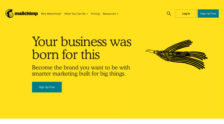 Marketing Platform for Small Businesses | Mailchimp