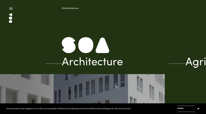 Architecture - SOA Architectes
