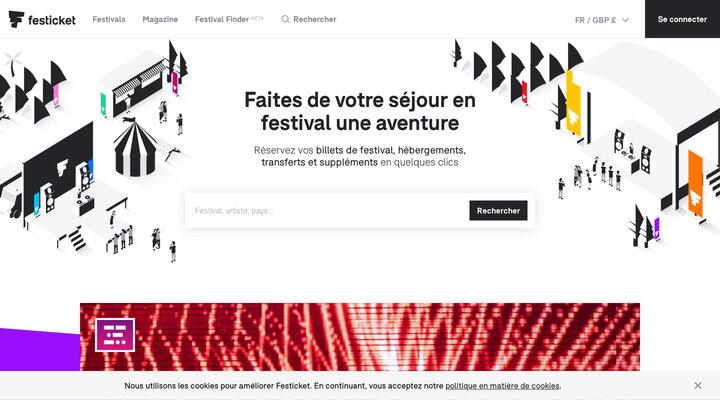 Billets de Festival | Faites de votre séjour en festival une aventure – Festicket