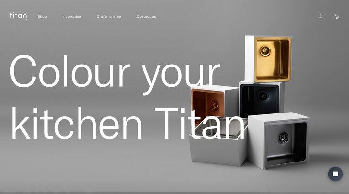 Titan Sinkware – TitanSinkware