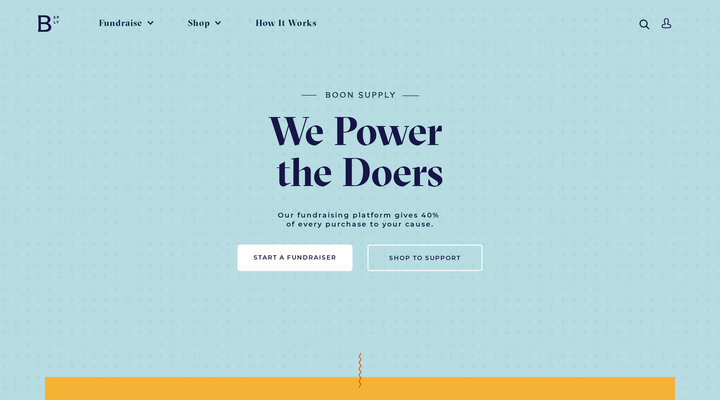 We Power the Doers | Boon Supply