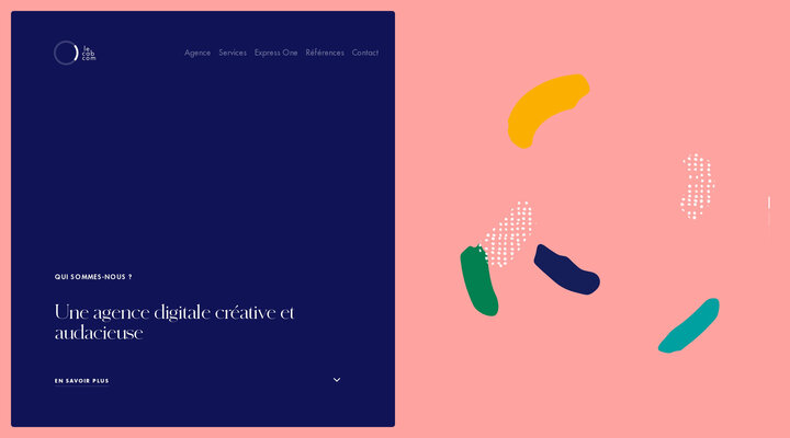 LE CAB' COM | Agence digitale collaborative à Paris
