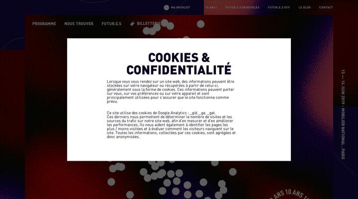 Futur.e.s Festival | 13 & 14 juin Galerie des Gobelins [GRATUIT]