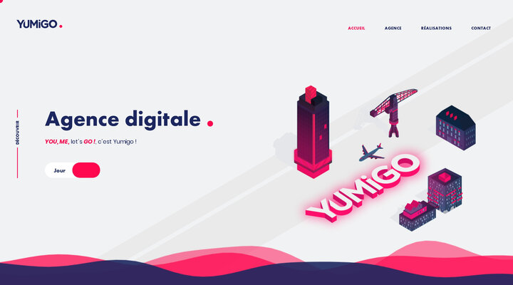 Yumigo - Agence digitale et création de sites internet