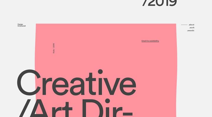Design Embraced — 2019
