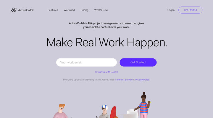 Project Management Software · ActiveCollab