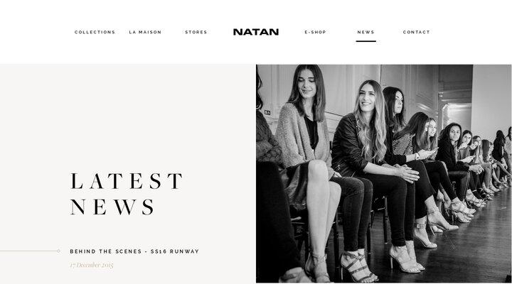 Natan - News