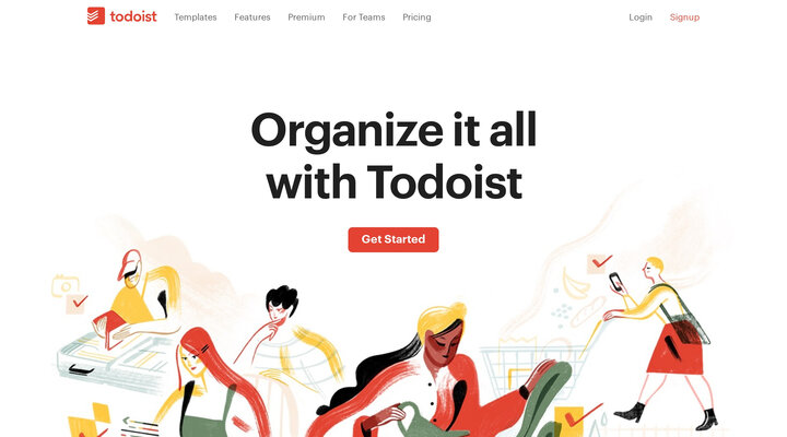 Todoist: The to do list to organize work & life