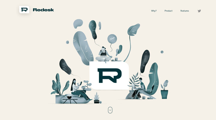 Introducing Redesk