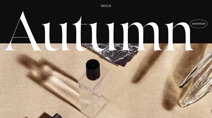 Autumn Amsterdam - full-service creative studio