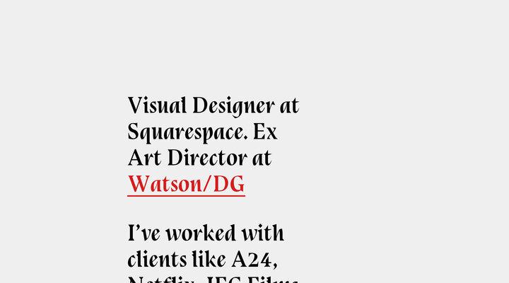 Marvin Schwaibold   Art Direction & Design