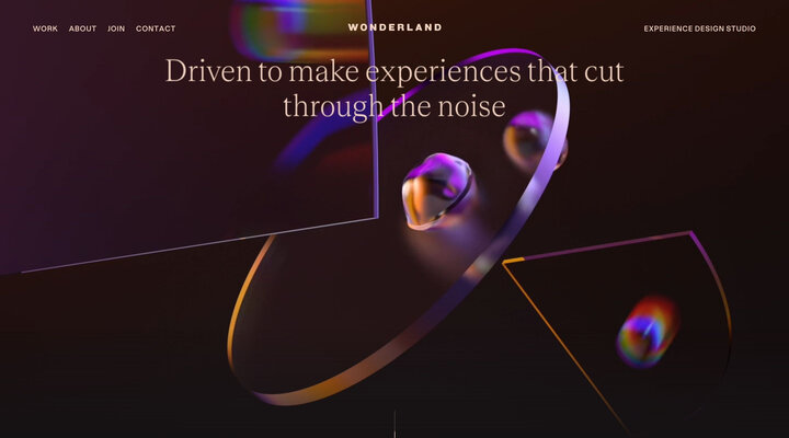 WONDERLAND - Experience Design Studio