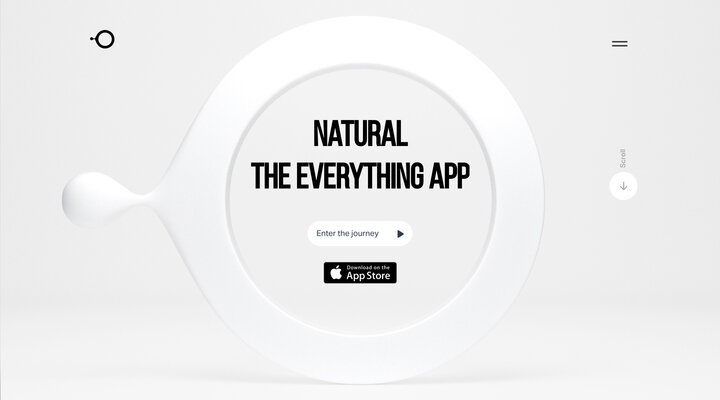 Natural - The Everything App - Focus on what you want, not how to get there