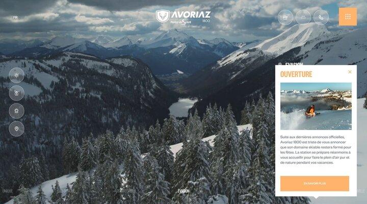 Station de ski Haute Savoie - Avoriaz - Vacances montagne au coeur des Portes du Soleil