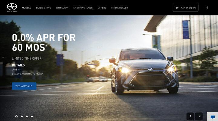 Scion.com | Official Scion Cars Site