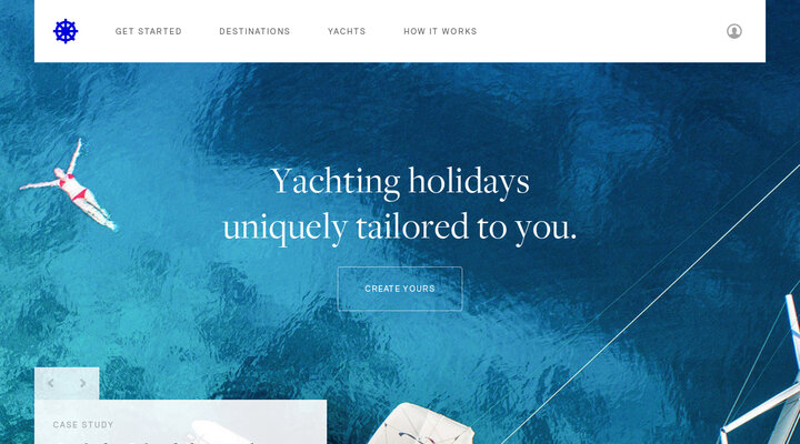 Unforgettable Yachting Holidays, Tailored to You - HELM