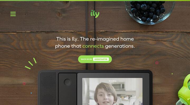 Ily - The Family Phone