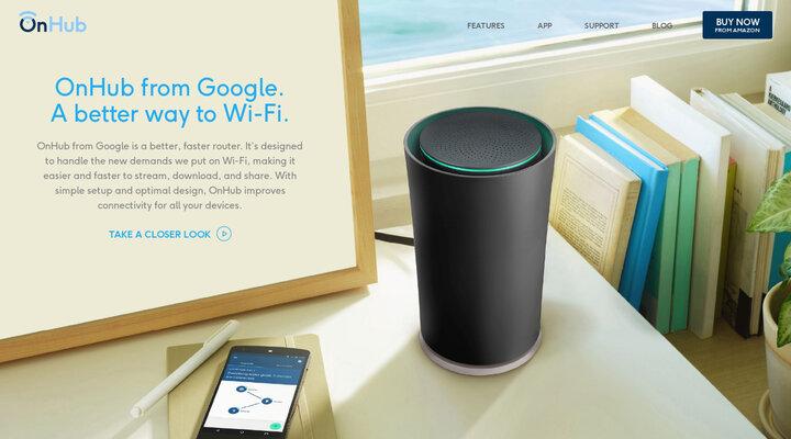 OnHub – Google