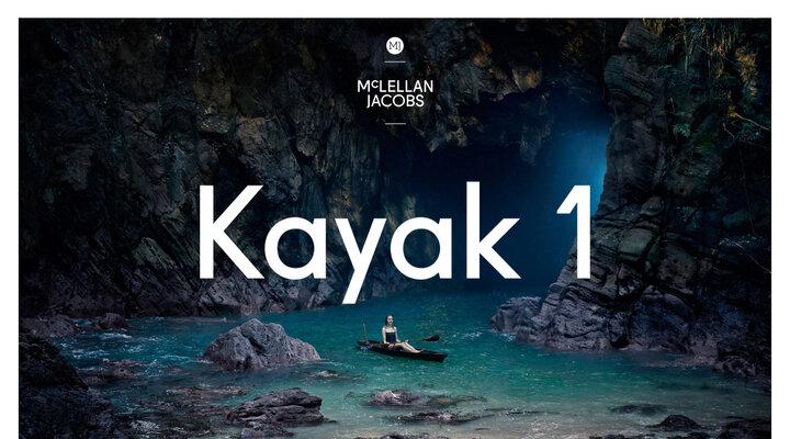 McLellan Jacobs - Kayak 1