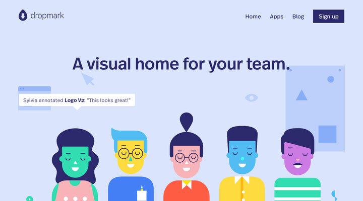 Teams - Dropmark