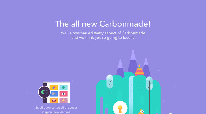 The New Carbonmade!