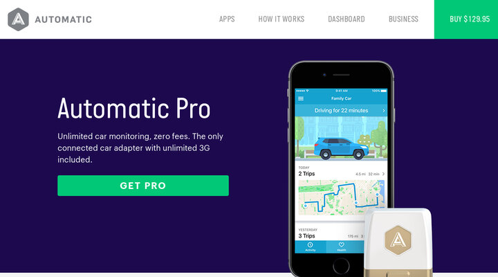 Automatic: Connect Your Car to Your Digital Life