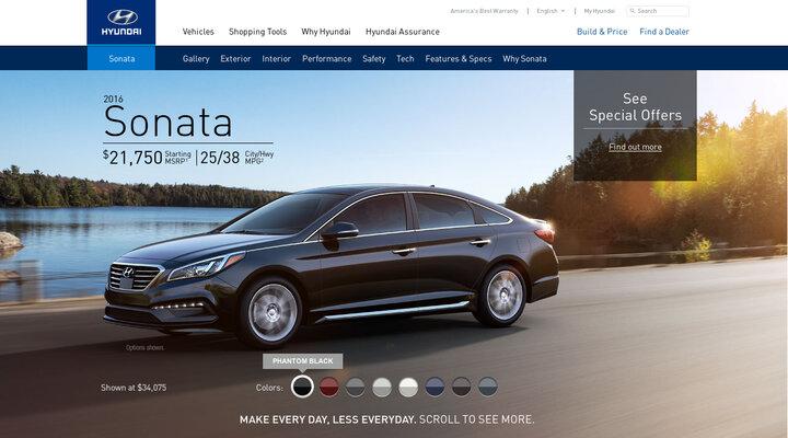 2016 Sonata Overview | HyundaiUSA