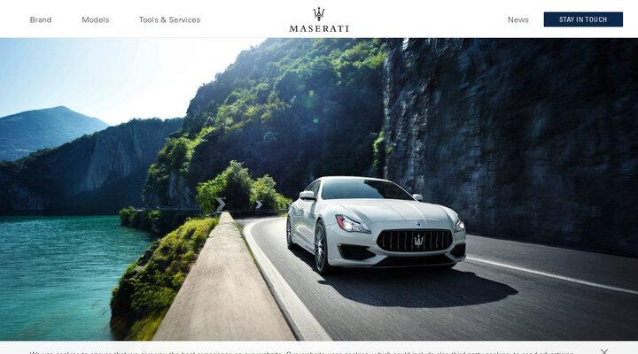 Maserati S.p.A. - Modena, Italy