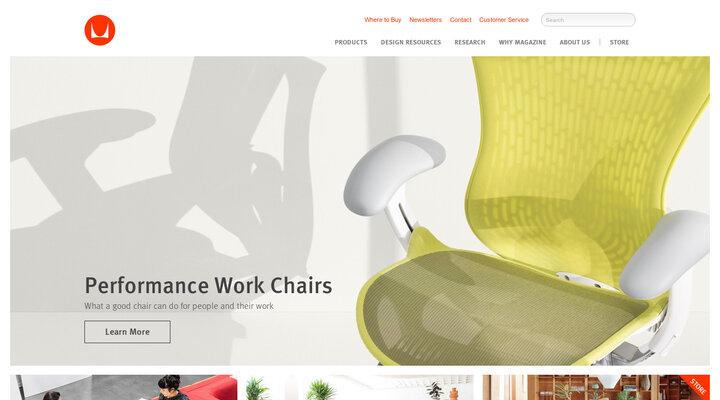 Furniture - Herman Miller