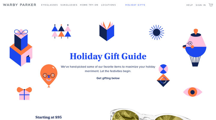 Gift Guide | Warby Parker