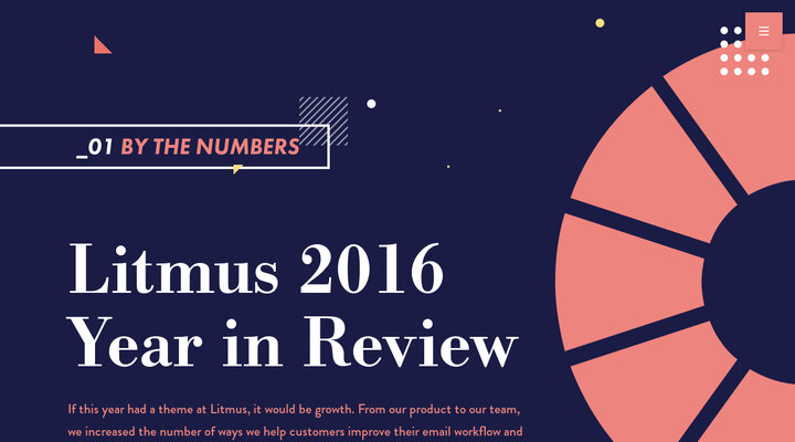 2016 year in review | Litmus.com