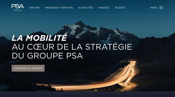 Constructeur automobile français | Groupe PSA