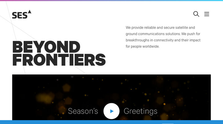 SES | Beyond frontiers