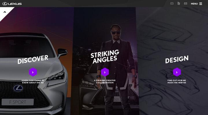 The Striking New Lexus NX 300h | Amazing Urban Design | Lexus