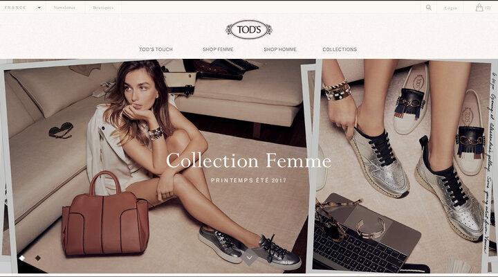 Tod's Site Officiel online: chaussures, mocassins, sacs | Tod's