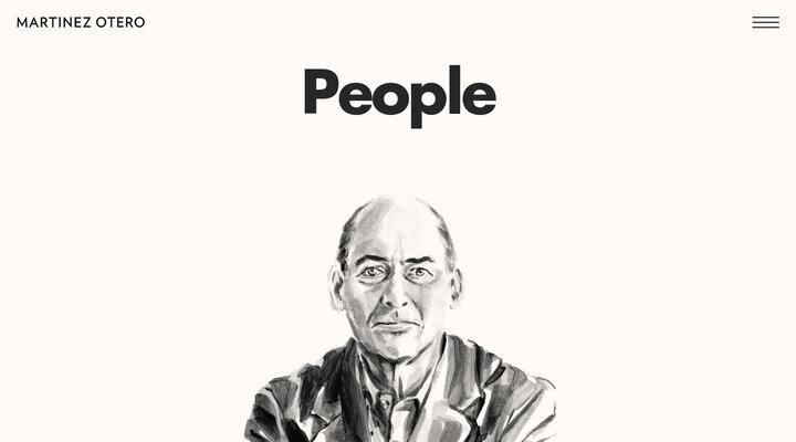 People : Martínez Otero