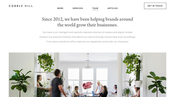 Cobble Hill Team - Charleston, SC Marketing Agency in Charleston, SC