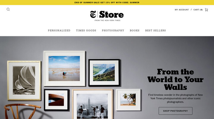 The New York Times Store – NYTStore