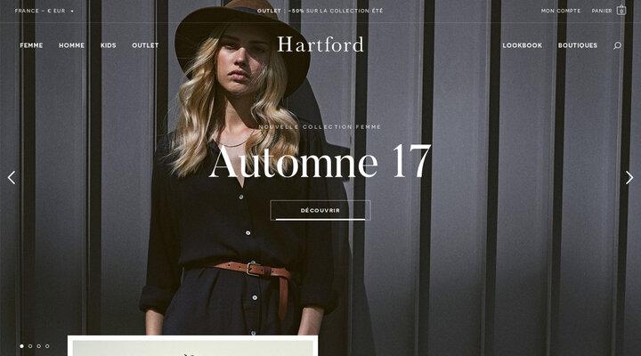 Hartford - E-boutique Officielle - Collection 2017
